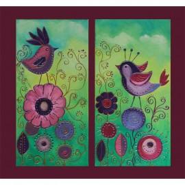 Aves Primaverales