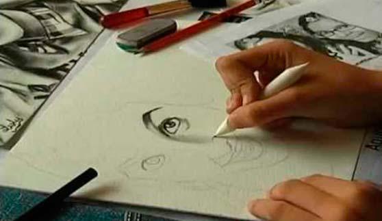 Taller de Dibujo Carboncillo y Tinta